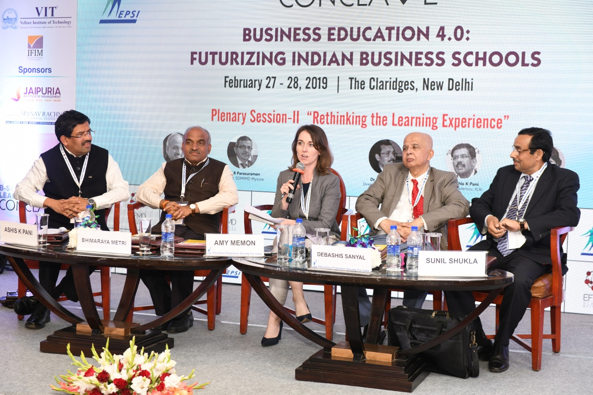 B'Schools Leadership Conclave 2019 – Welcome to EPSI